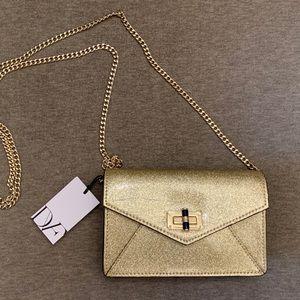 Diane von Furstenberg Gallery Bitsy Glitter Bag